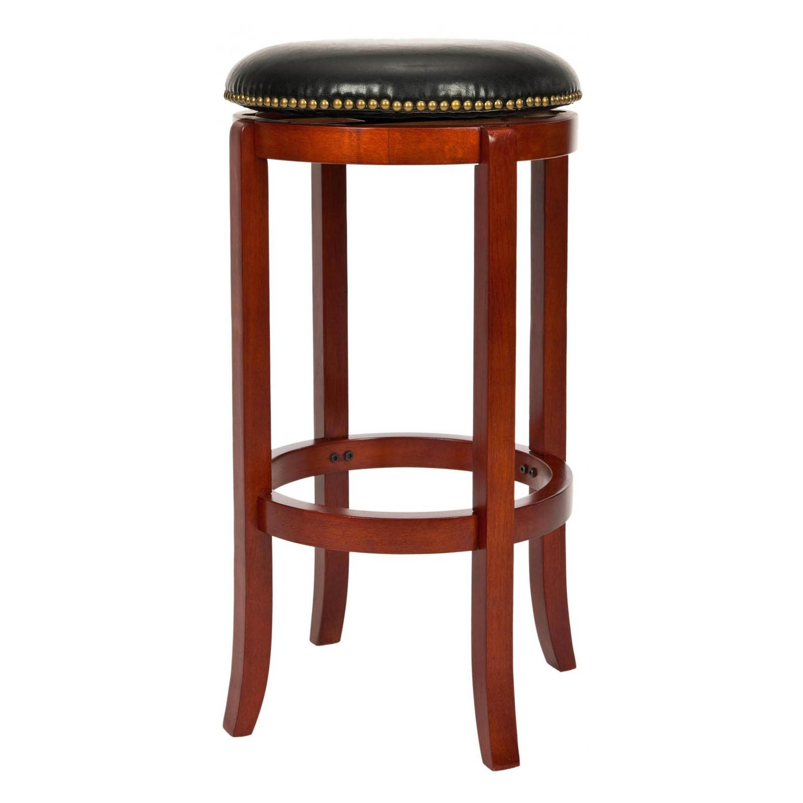 Safavieh Aiden 24 in Backless Counter Stool Light  : masterSAV3476 from barstools.com size 1600 x 1600 jpeg 87kB