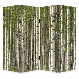 Prolific Forrest Canvas 84 inch Room Divide