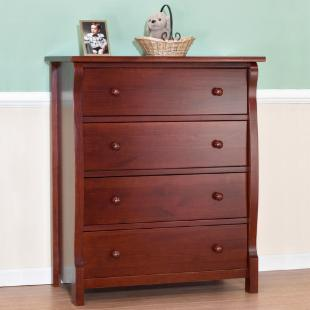 Sorelle Princeton 4 Drawer Dresser