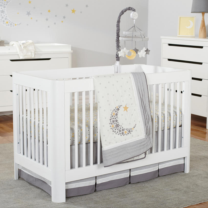 Sorelle Chandler Crib White Cribs At Hayneedle
