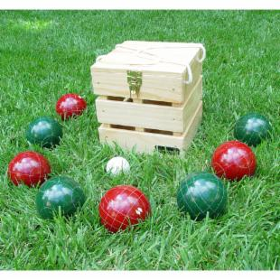 Heritage 110 mm Family Bocce Set