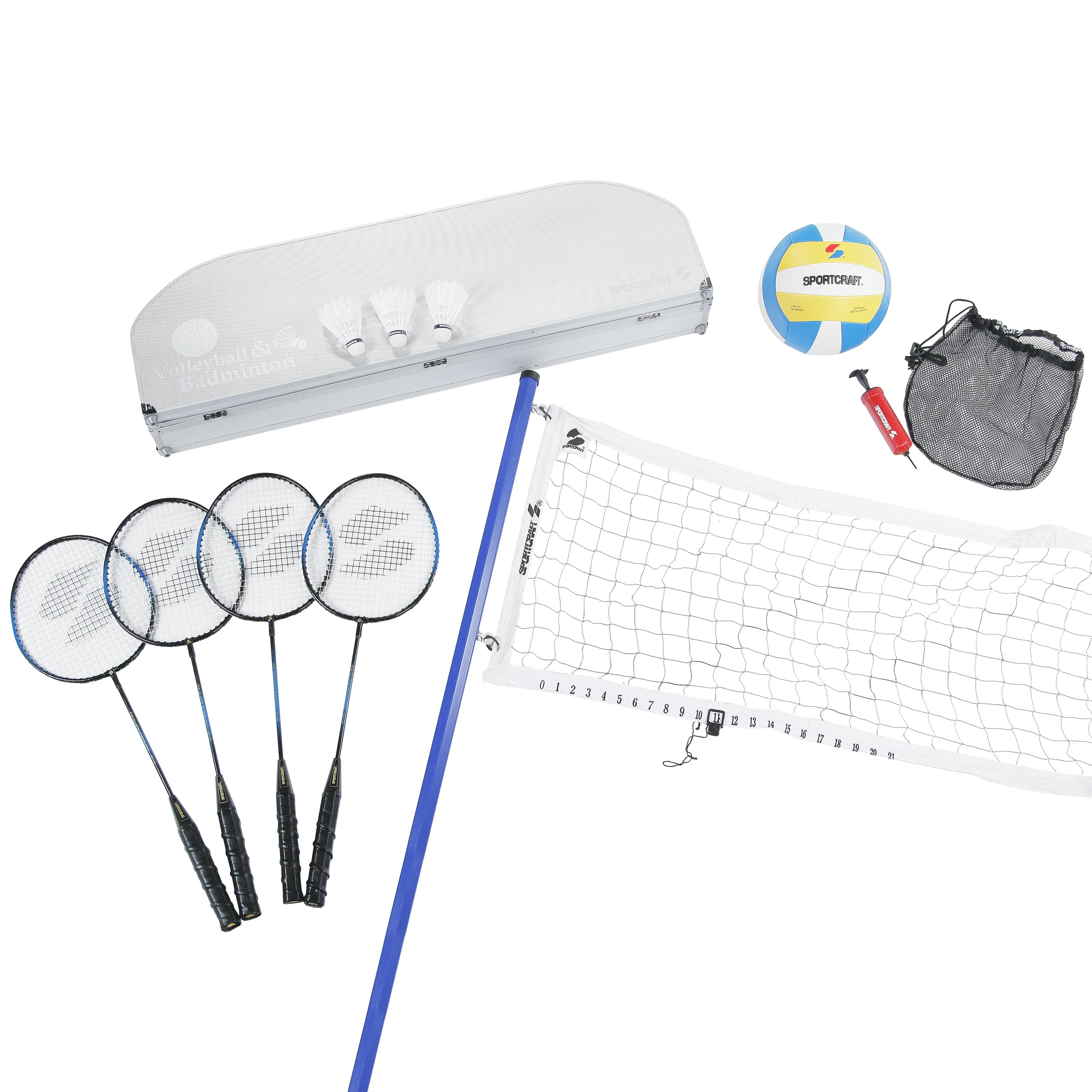 Sportcraftgold binationset together with Fun  26 games besides Badminton further Sportcraft Deluxe Wooden Bean Bag Toss further  on sportcraft badminton set instructions