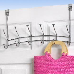 Windsor Over the Door 6 Hook Coat Rack