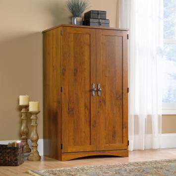  Sauder Harvest Mill Computer Armoire ABYO