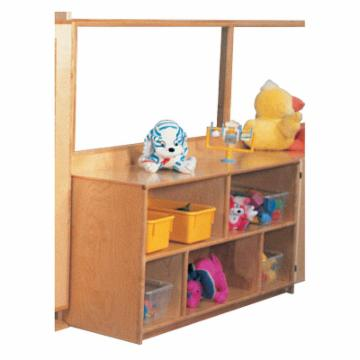 Strictly Kids Premier Deluxe Divider Storage and Divided Shelves 265 472