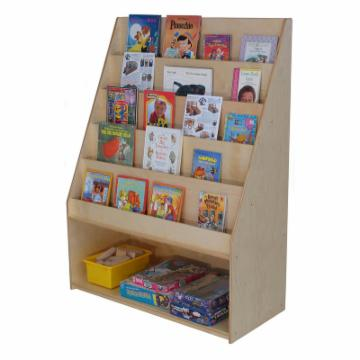 Strictly Kids Preferred Mainstream School Age Book Display Storage 242 39