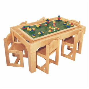 Strictly for Kids Premier Deluxe Table Toy Playcenter for 6