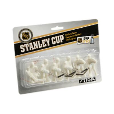  Stiga NHL Paint Your Own Team Pack   White