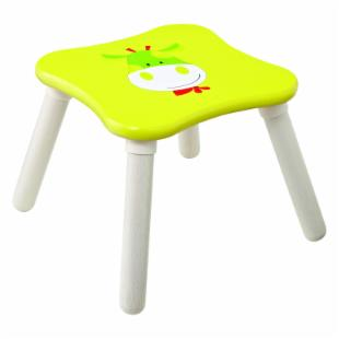 Wonderworld Giraffe Stool