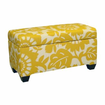 Skyline Gerber Upholstered Storage Bench