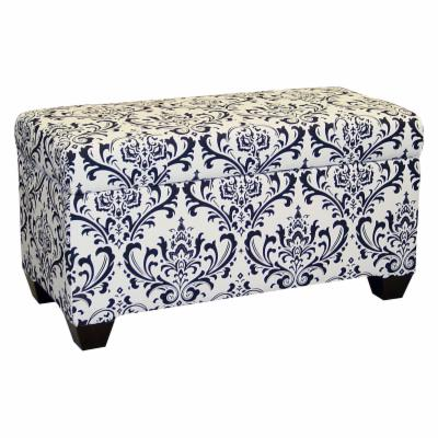Skyline Traditions Upholstered Storage Bench