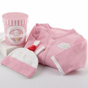 Sweet Dreamzzz A Strawberry Pint of PJ&#39;s Gift Set with Optional Personalization