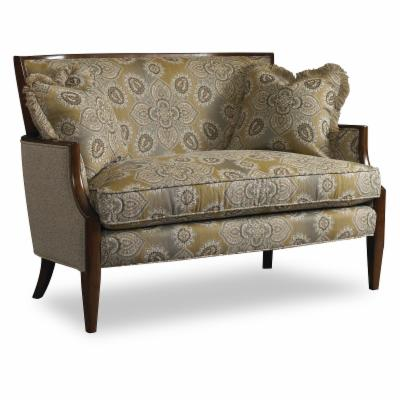 Sam Moore Nadia Settee - Linen
