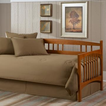 Southern Textiles Khaki Daybed Ensemble - DO NOT USE