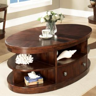 Somerton Montecito Oval Coffee Table