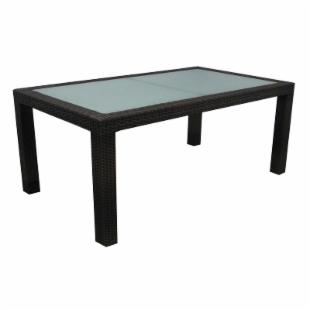 Source Outdoor Zen All Weather Wicker Dining Table