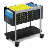 Scoot Open Top Mobile Filing Cabinet