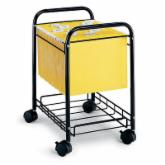 Mobile Desk-Side Filing Cart