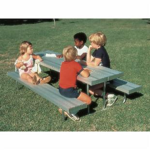 SportsPlay Early Years Aluminum Picnic Table