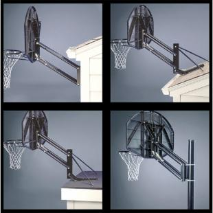 Spalding Basketball Backboard Converter System