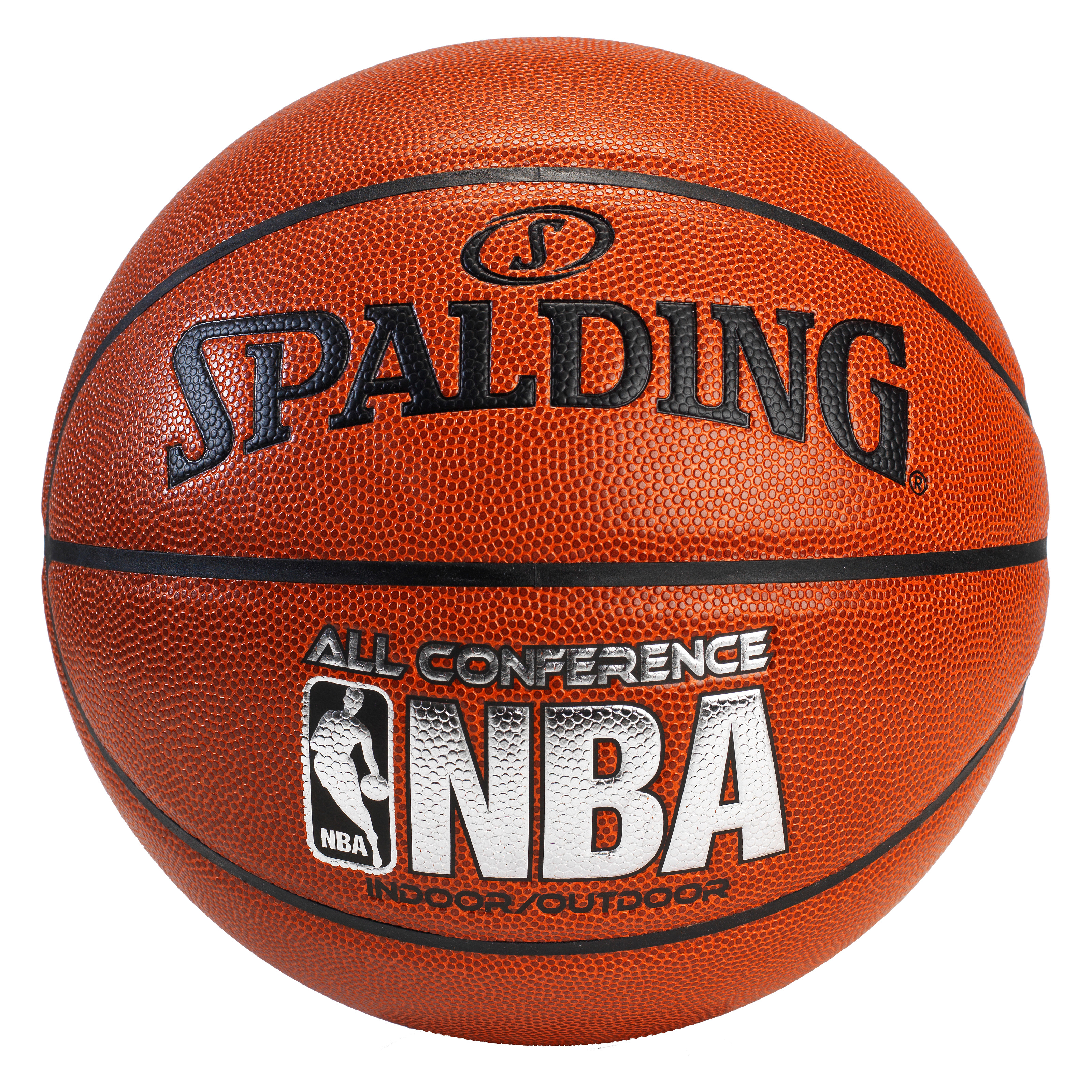 Spalding NBA All Conference PU Composite Basketball ...