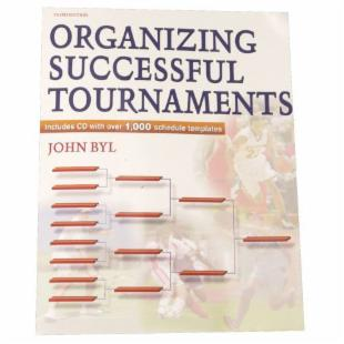 Human Kinetics Organizing Successful Tournaments Book