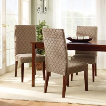 Dining and Folding Chair Covers | Sure Fit Slipcovers