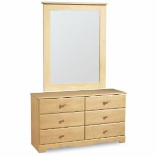 South Shore Lily Rose Double Dresser