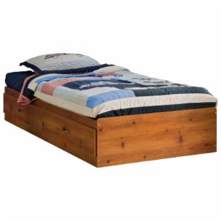 South Shore Logik Mates Twin Platform Bed Collection