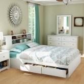  Vito Storage Queen Platform Bed