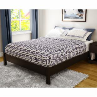 Sandbox Platform Bed - Chocolate