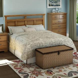Versa Headboard - Golden Oak