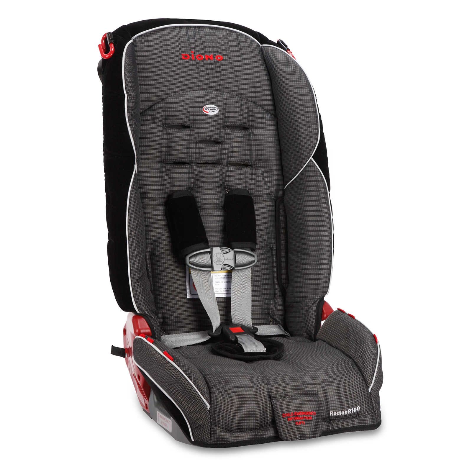 Diono Radian R Convertible Car Seat Booster Shadow Reviews