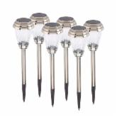  Smart Solar Charleston 6 Pack Solar Lights