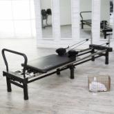  Stamina AeroPilates Premier Studio Reformer with Free-Form Cardio Rebounder and Stand