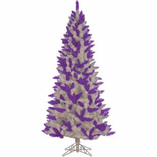 Kansas State Team Medium Unlit Christmas Tree