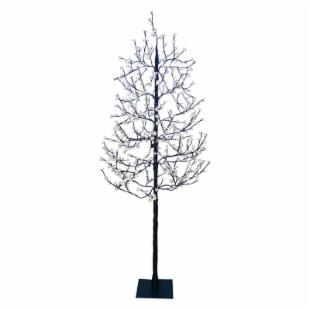 7.5 ft. Cool White LED Blossom Tree