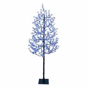 7.5 ft. Blue LED Blossom Tree