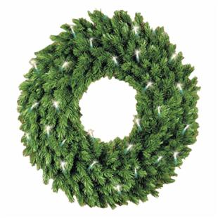 60 in. Aspen Spruce Wreath