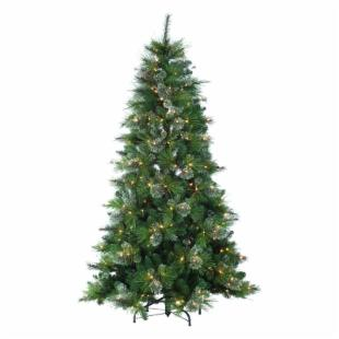 7 ft. Hard Needle Norwood Spruce