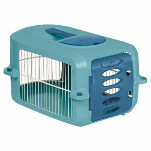 Suncast 19 in. Deluxe Pet Carrier