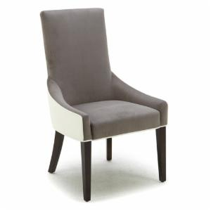 Sunpan Vincent Fabric Dining Chair - Espresso