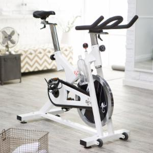 Sunny Health & Fitness Premier Indoor Cycling Bike