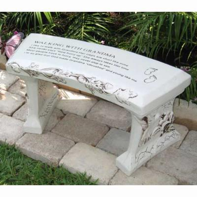 SouthWest Graphix Personalized Grandma Garden Bench