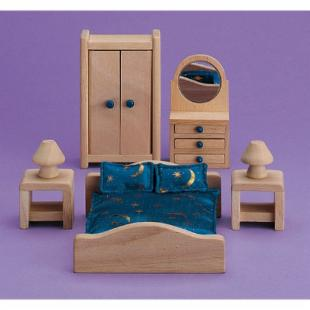 Small World Toys Suite Dreams Bedroom Set