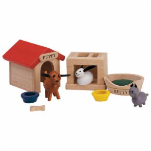 Small World Toys Ryan's Room The Pet Set