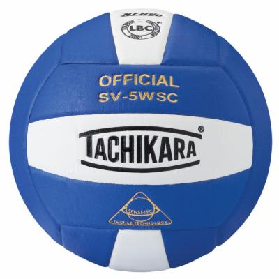  Tachikara SV 5WSC Sensi Tec Composite Leather Volleyball