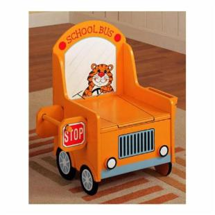 School Bus Potty Chair