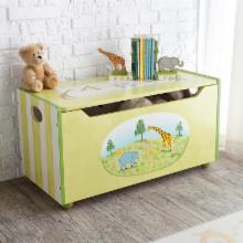 Teamson Kids Alphabet Collection Toy Chest