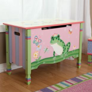 Teamson Kids Magic Garden Toy Chest